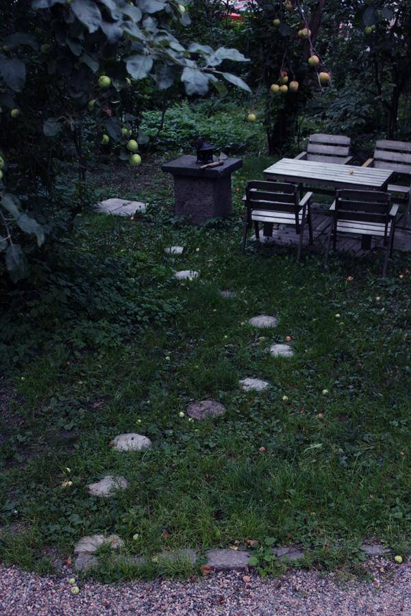 Unelmien pihapolku