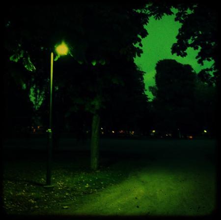 vihreä lyhty